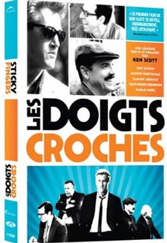 Sticky Fingers (Les Doigts Croches)(Bilingual) DVD Movie
