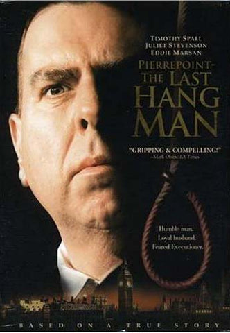 Pierrepoint - The Last Hangman (Bilingual) DVD Movie