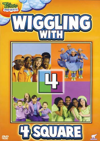 Wiggling With 4 Square DVD Movie