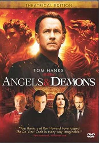 Angels And Demons (Single-Disc Theatrical Edition) DVD Movie