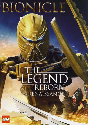 Bionicle - The Legend Reborn (Bilingual) DVD Movie