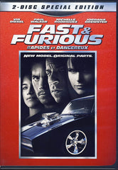 Fast And Furious (Two-Disc Special Edition) (Bilingual)