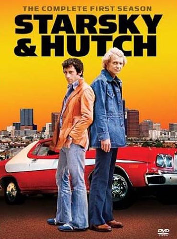 Starsky and Hutch - The Complete First (1) Season (Boxset) DVD Movie