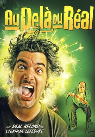 Au Dela Du Real DVD Movie