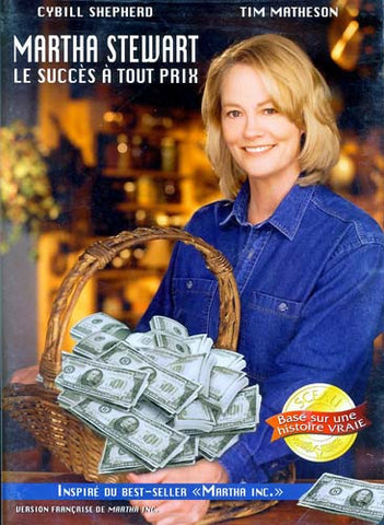 Martha Stewart - Le Succes A Tout Prix DVD Movie