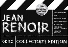 Jean Renoir - 3-Disc Collector's Edition (Boxset)