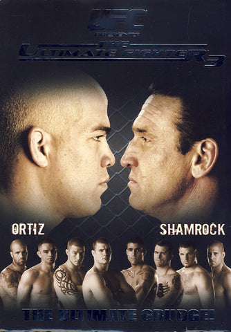 The Ultimate Fighter - 3 - The Ultimate Grudge (Boxset) DVD Movie