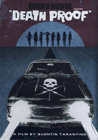 Grindhouse Presents - Death Proof (Limited Edition Steel Case) DVD Movie