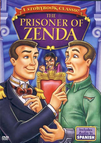 The Prisoner of Zenda - A Storybook Classic DVD Movie
