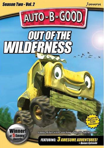 Auto-B-Good - Out Of Wilderness -Season Two - Vol.2 DVD Movie