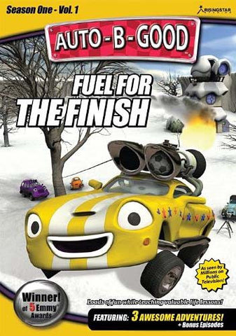 Auto-B-Good - Fuel For The Finish - Season One - Vol.1 DVD Movie