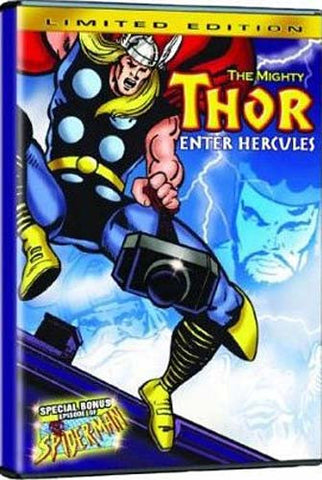The Mighty Thor - Enter Hercules (Limited Edition) DVD Movie