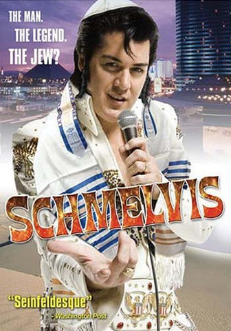 Schmelvis DVD Movie