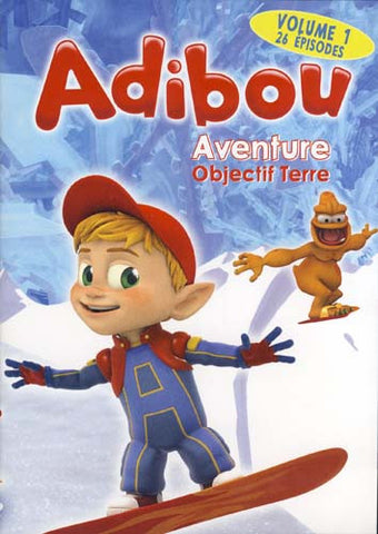Adibou - Aventure Objectif Terre, Volume - 1 DVD Movie
