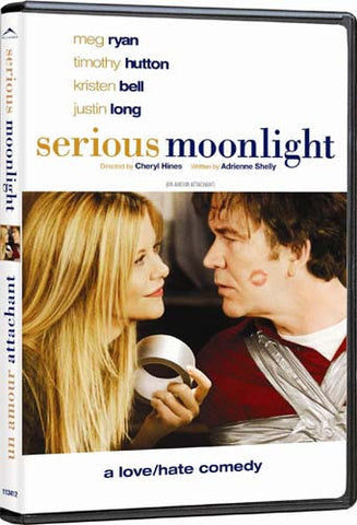 Serious Moonlight(bilingual) DVD Movie
