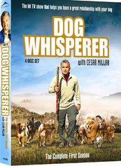 Dog Whisperer With Cesar Millan - The Complete First Season (1st) (Boxset)