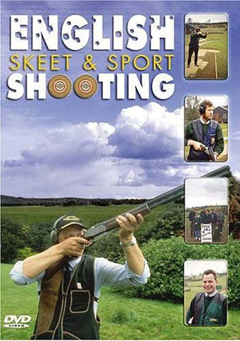 English Skeet And Sport Shooting DVD Movie