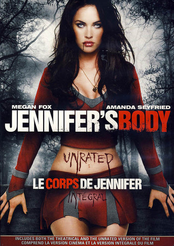 Jennifer s Body (Bilingual) DVD Movie