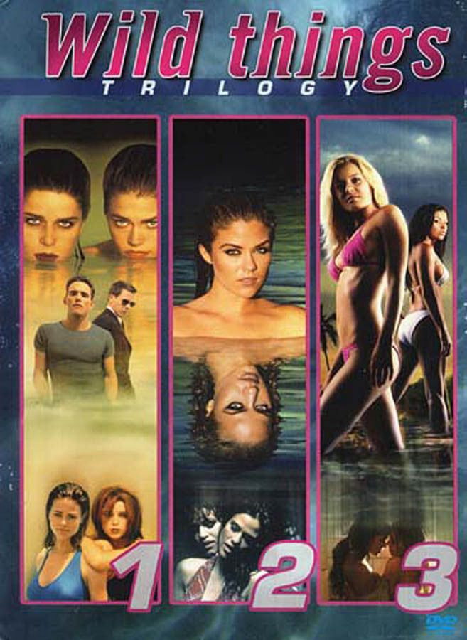 Wild Things 1-3 (Triple Feature) (Boxset) on DVD Movie
