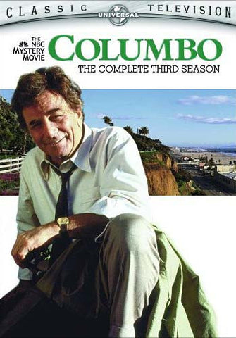 Columbo - The Complete Third Season (Keepcase) (Boxset) DVD Movie