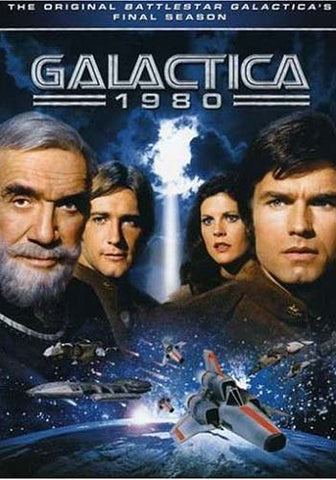 Galactica 1980 - The Final Season DVD Movie