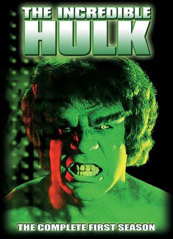 Incredible Hulk - The Complete First Season (Boxset) DVD Movie