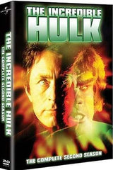 Incredible Hulk: The Complete Second Season (Boxset)