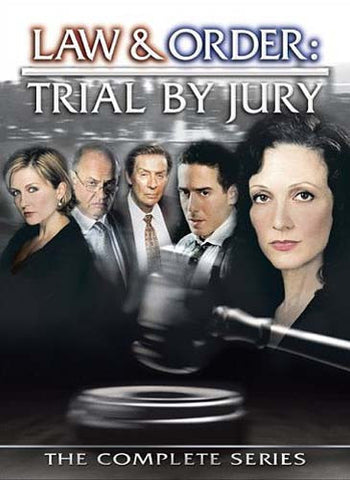Law And Order: Trial By Jury - The Complete Series (Boxset) DVD Movie
