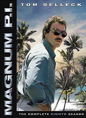Magnum P.I.: The Complete Season 8 (Boxset) DVD Movie