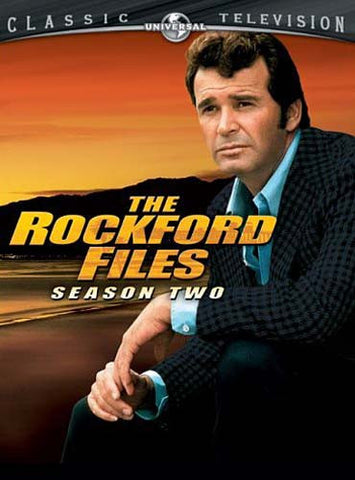 The Rockford Files - Season Two (Boxset) DVD Movie
