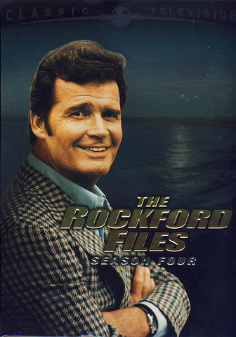 The Rockford Files - Season Four (Boxset) DVD Movie