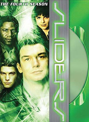 Sliders: The Fourth Season (Boxset) DVD Movie