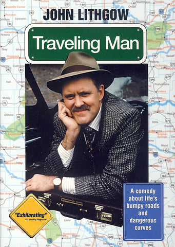 John Lithgow - Traveling Man DVD Movie