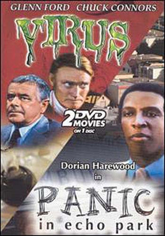 Gleen Ford - Dorian Harewood (Virus/Panic in Echo Park) DVD Movie