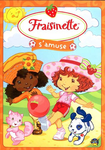 Fraisinette - S'amuse DVD Movie