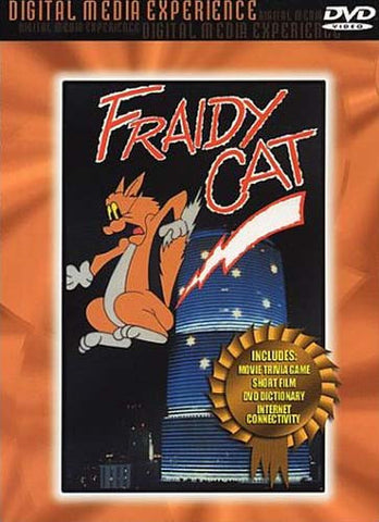 Fraidy Cat DVD Movie