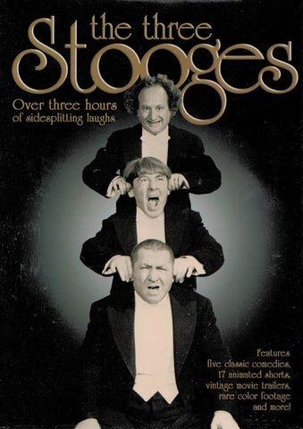 The Three Stooges DVD Movie