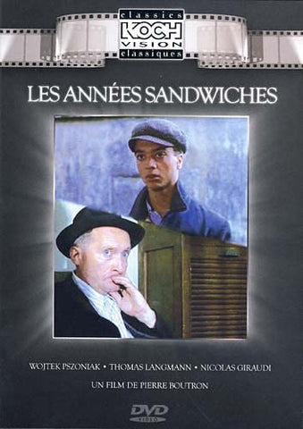 Annees Sandwiches, Les DVD Movie