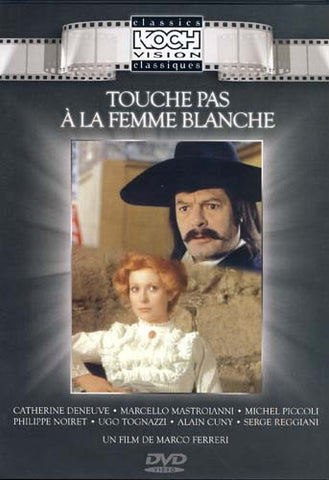 Touche Pas A La Femme Blanche DVD Movie