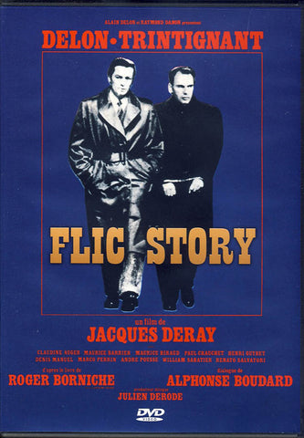 Flic Story DVD Movie