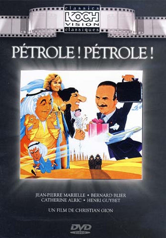 Petrole!Petrole! DVD Movie