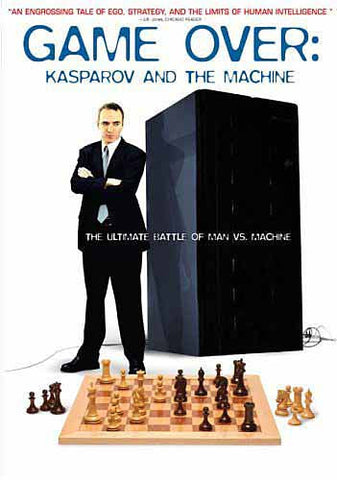 Game Over - Kasparov and the Machine DVD Movie