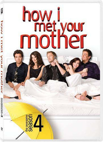 How I Met Your Mother - The Awesome Season 4 DVD Movie