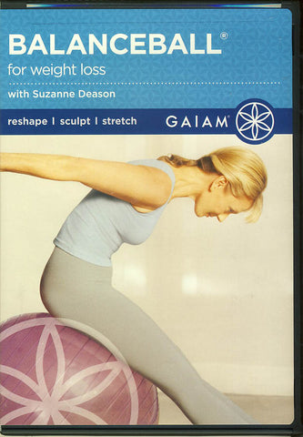 Balance Ball For Weight Loss DVD Movie