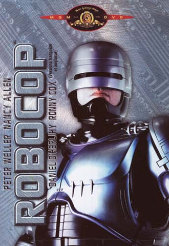 Robocob (French) DVD Movie