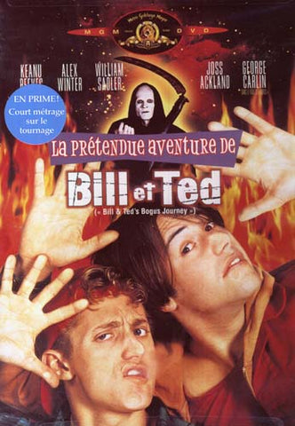 La Pretendue Aventure De Bill et Ted DVD Movie