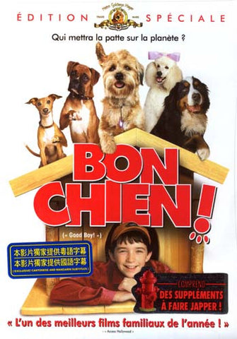 Bon Chien! (Edition Speciale) DVD Movie