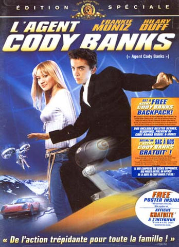 L' Agent Cody Banks (Edition Speciale) DVD Movie