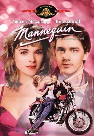 Mannequin (Bilingual) DVD Movie