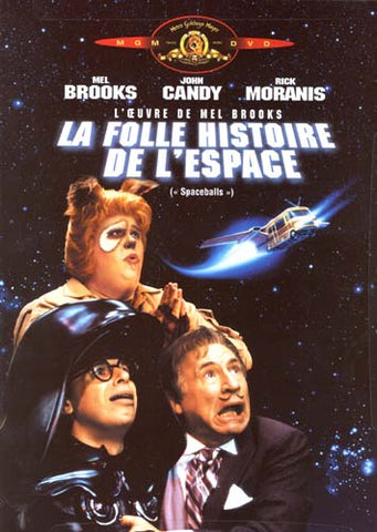 La Folle Histoire De LEspace (Bilingual) DVD Movie